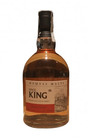 DISTILLATO WHISKY  SPICE KING WEMYSS