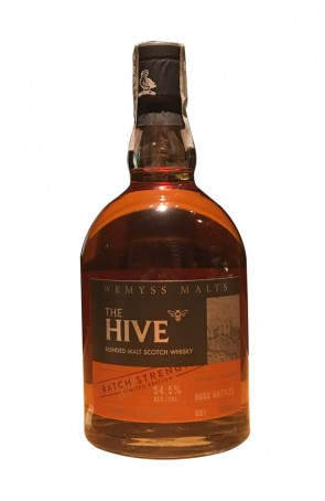 DISTILLATO WHISKY  THE HIVE WEMYSS