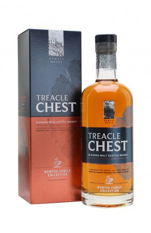 DISTILLATO WHISKY  TREACLE CHEST WEMYSS
