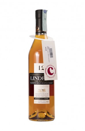 DISTILLATO WHISKY  LINDRUM 12 OLD WEMYSS
