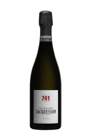 CHAMPAGNE JACQUESSON CUVEE N 741 JACQUESSON