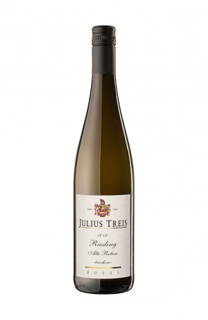 GERMANIA RIESLING ALTEN REBEN TROKEN JULIUS TREIS