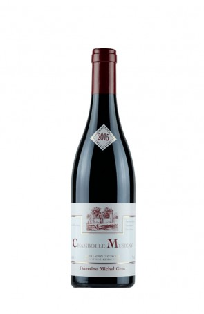 BOURGOGNE CHAMBOLLE MUSIGNY 2015 DOMAINE MICHEL GROS