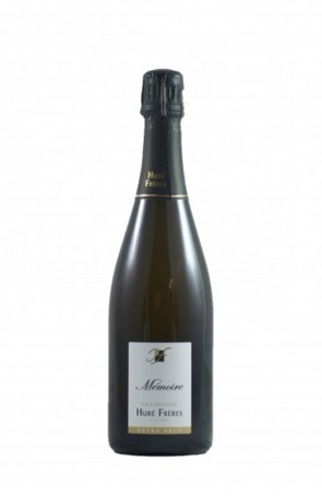 CHAMPAGNE MEMOIRE EXTRA BRUT S.A. HURE FRERES
