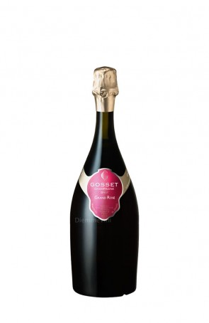 CHAMPAGNE GRAND ROSE  S.A. GOSSET
