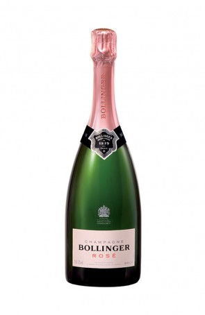 CHAMPAGNE ROSE'  S.A. BOLLINGER