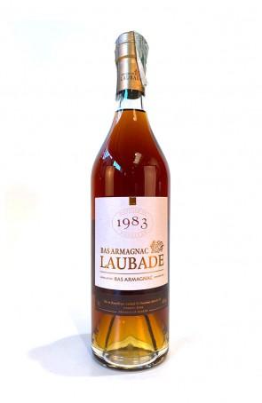 DISTILLATO BAS ARMAGNAC 1983 LAUBADE