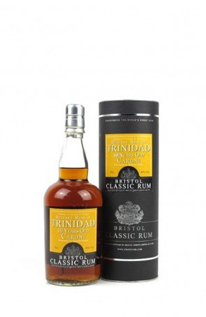 DISTILLATO RESERVE RUM OF TRINIDAD 10 YEARS OLD CARONI
