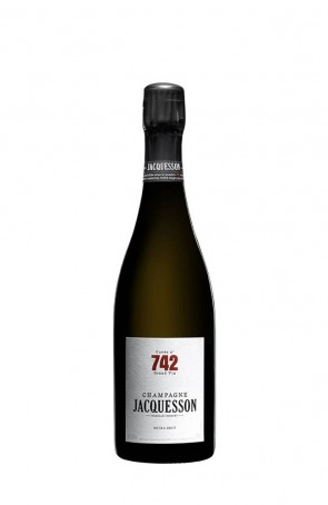 CHAMPAGNE JACQUESSON CUVEE N 742