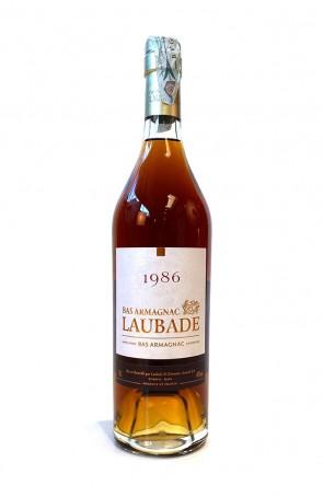 DISTILLATO BAS ARMAGNAC 1986 LAUBADE