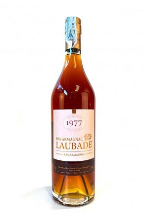 DISTILLATO BAS ARMAGNAC 1977 LAUBADE